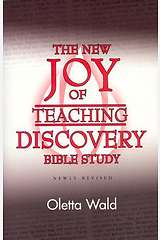 The New Joy of Teaching Discovery Bible Study