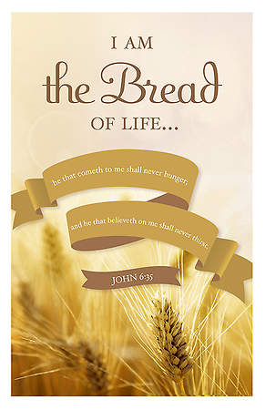 Communion: Bread of Life