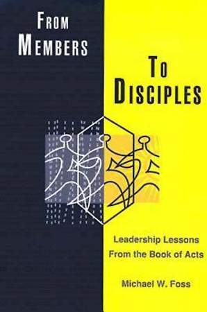 From Members to Disciples -  eBook [ePub]