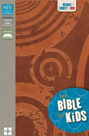 New International Version Bible for Kids