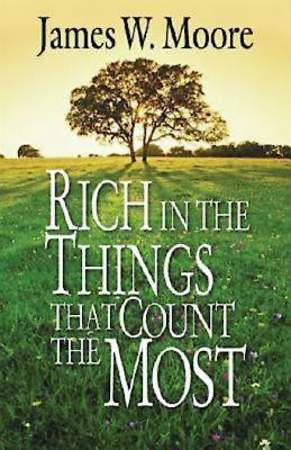 Rich in the Things That Count the Most - ePub Edition