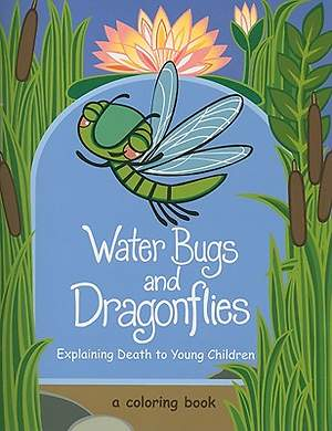Water Bugs and Dragonflies Coloring Book