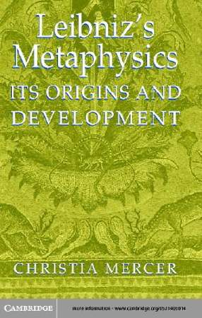 Leibniz's Metaphysics [Adobe Ebook]