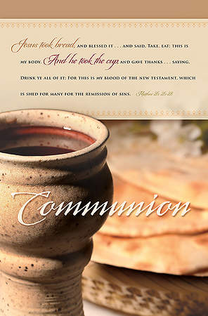 Communion: The Lord's Supper
