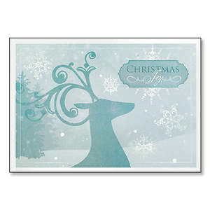 Christmas Joy Boxed Cards - Box of 20