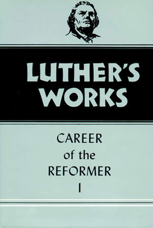 Luther's Works, Volume 31