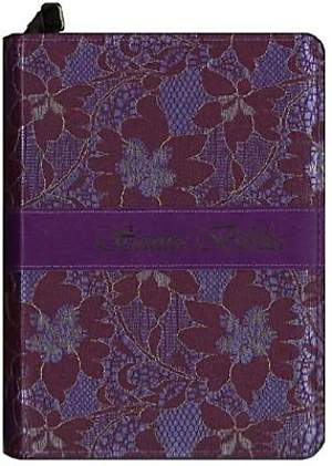 Rvr60 Spanish Bible Purple Cover