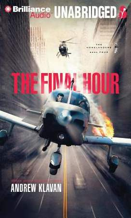 The Final Hour Audiobook - MP3 CD
