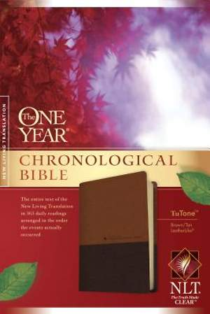 The One Year Chronological Bible New Living Translation