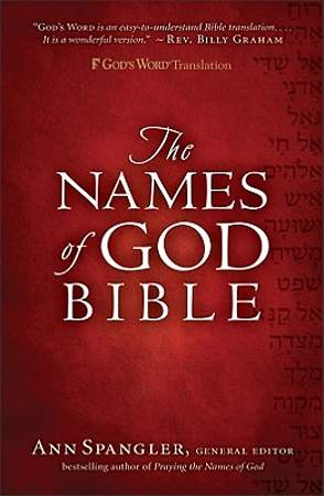 The Names of God Bible God's Word Translation