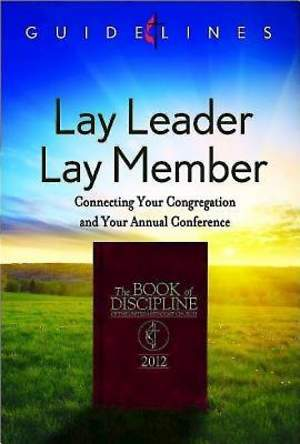 Guidelines for Leading Your Congregation 2013-2016 - Lay Leader/Lay Member - eBook [ePub]
