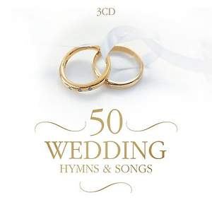 50 Wedding Hymns & Songs