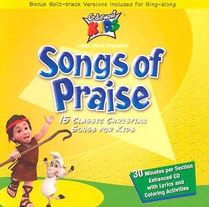 Cedarmont Kids - Songs of Praise CD