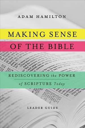 Making Sense of the Bible [Leader Guide] - eBook [ePub]