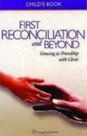 First Reconciliation and Beyond Child`s Book