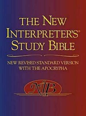 The New Interpreter`s Study Bible