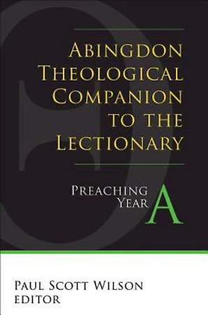 Abingdon Theological Companion to the Lectionary - eBook [ePub]