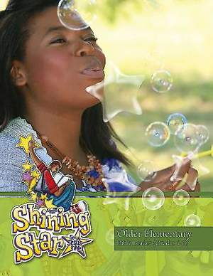 Vacation Bible School (VBS) 2015 Shining Star Older Elementary Bible Leader (Grades 4-6)