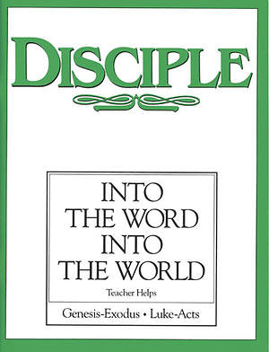 Disciple II Into the Word Into the World: Teacher Helps - eBook [ePub]