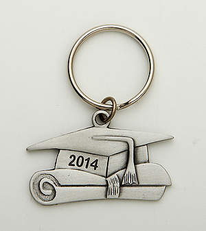 2014 The Way Forward Pewter-Finished Key Chain