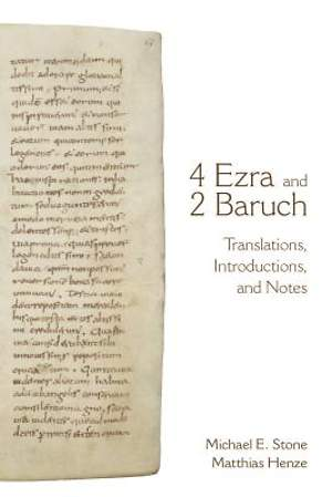 4 Ezra and 2 Baruch [Adobe Ebook]
