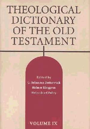 Theological Dictionary of the Old Testament #09