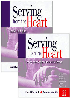 Serving From The Heart, Revised Edition - 10 Workbooks with Free DVD