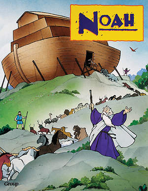 Bible Big Books Noah