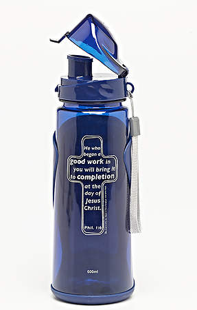 The Way Forward Sports Water Bottle & Strap