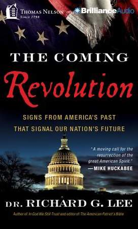 The Coming Revolution Audiobook - MP3 CD