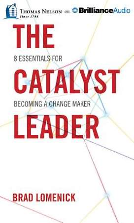 The Catalyst Leader Audiobook - CD