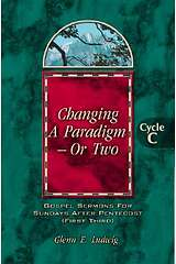 Changing a Paradigm or Two