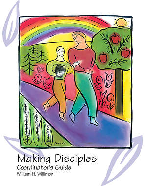 Making Disciples Coordinator`s Guide
