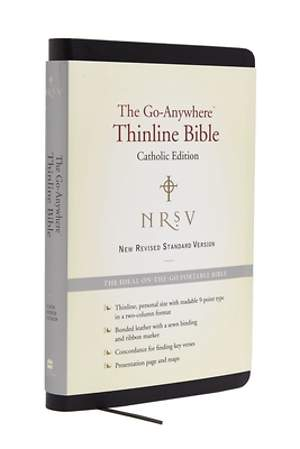 NRSV - Go-Anywhere Thinline Bible Catholic Ed