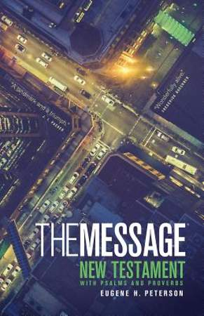 The Message Personal New Testament, Psalms/Proverbs