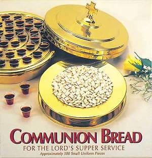 Communion Bread (Box of 500)