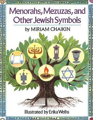 Menorahs, Mezuzas, and Other Jewish Symbols