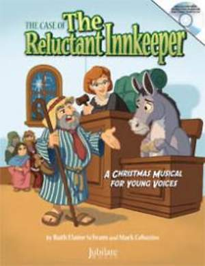 The Case of the Reluctant Innkeeper Preview Pak CD