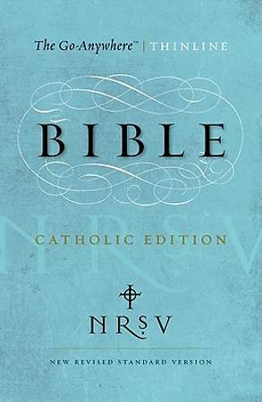Go-Anywhere Thinline Bible Catholic Edition (PB)