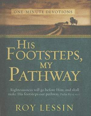 His Footsteps, My Pathway