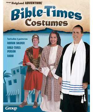 Group VBS 2015 Holy Land Adventure Bible Times Costume Pack (set of 3)