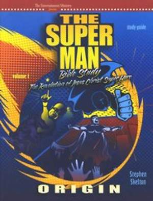 Superman Bible Study Volume 1 Video Leader Kit