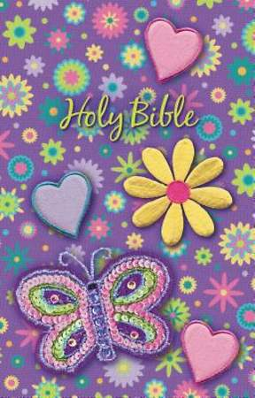 Sequin Bible - Purple