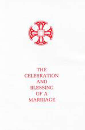 The Celebration and Blessing of A Marriage [PACKAGE OF 25 W/ ENVELOPE]