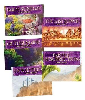 Walk with Jesus Collector Cards: 50 Sets