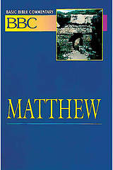 Basic Bible Commentary Matthew