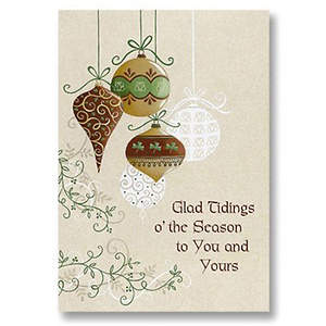 Irish Ornaments Boxed Cards