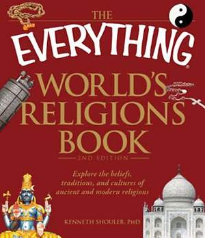 The Everything World's Religions Book [ePub Ebook]