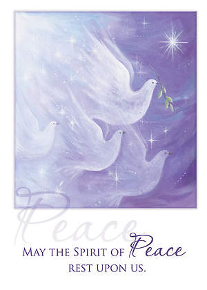 Peace Boxed Cards - Box of 25