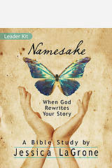 Namesake: Women`s Bible Study Leader Kit